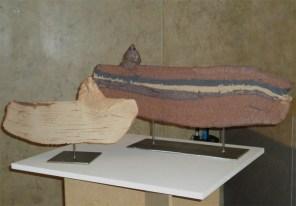 PRIX GEORGES MERARD : Christian REVEL pour les sculptures n° 211 et 212 » Méditant 1″ et « Méditant 2″