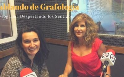 Hablando de Grafología en La Radio