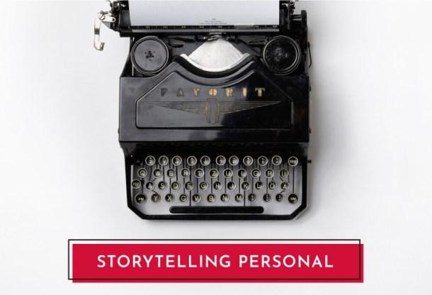 Ebook gratuito con actividades sobre el storytelling personal