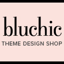 BluChic - Feminine Chic WordPress Themes