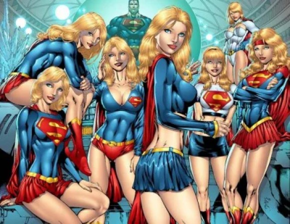 All Looks Supergirl Has Had.
