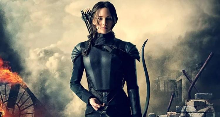 The Hunger Games: Mockingjay Part 1 Making That Oprah Scratch