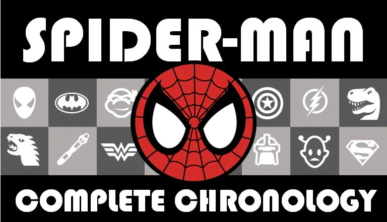 Spider-Man Complete Chronology Update 18