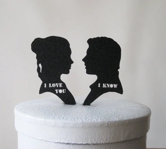 Top 20 star wars wedding cakes from a galaxy far far away gabbing geek junglespirit Images