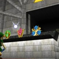 Legend Of Zelda: Ocarina Of Time Emerald, Ruby, & Sapphire Rings