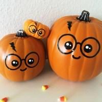 Bubble, Bubble, Toil, And Trouble: Harry Potter Halloween Pumpkins