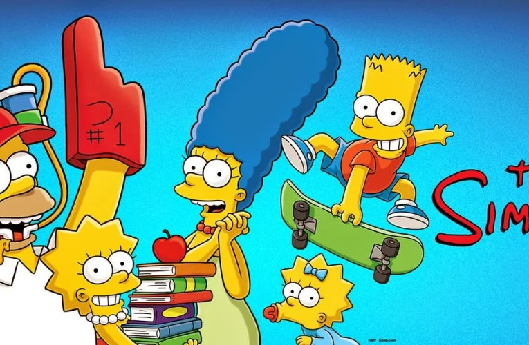 "Simpsons Did It!:  ""Co-Dependent's Day"""