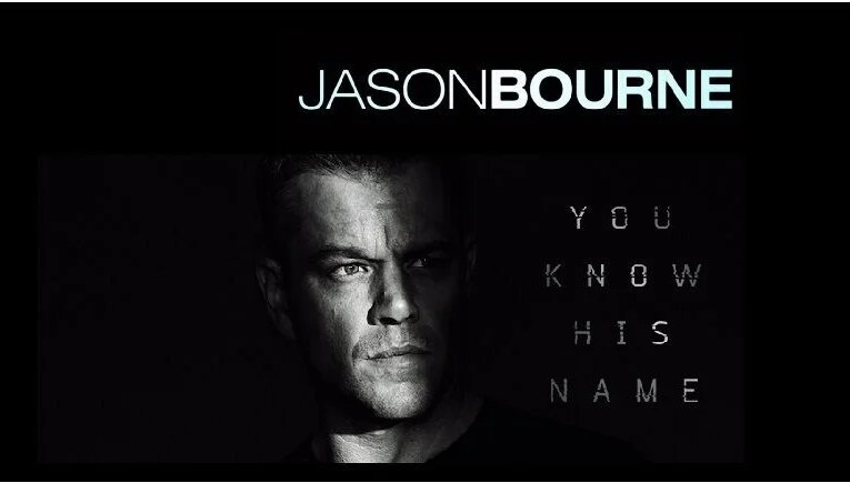 New Trailer Reminds Me How Much I've Missed Jason Bourne