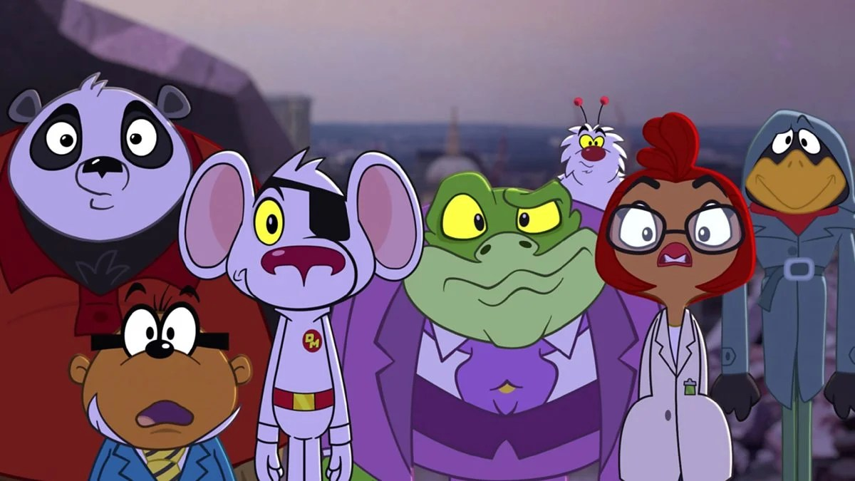 Geek Review:  New Danger Mouse