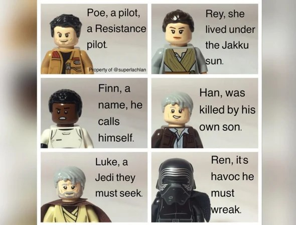 The Force Awakens: Singalong Version