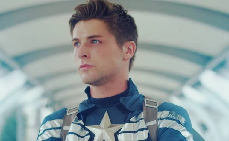 Awesome Cosplay Of The Day: Captain America