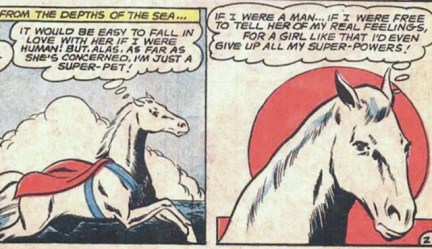 Some horses have all the problems.