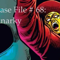Slightly Misplaced Comic Book Heroes Case Files #68:  Anarky
