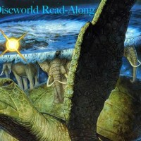 Discworld Read-Along Continued:  The Long War