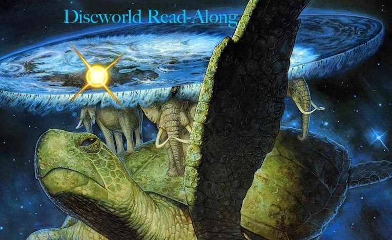 Discworld Read-Along #40:  Raising Steam