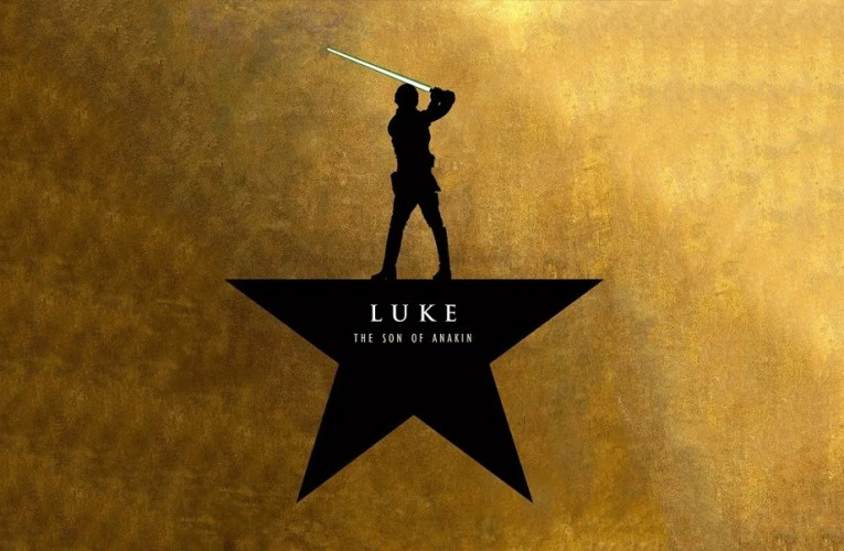 Hamilton + Star Wars Mash-Up Is Timely But Not Great