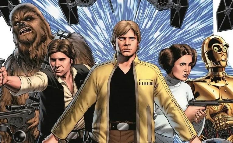 Comic Review:  Vader Down