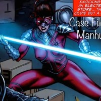 Slightly Misplaced Comic Book Heroes Case Files #75:  Manhunter