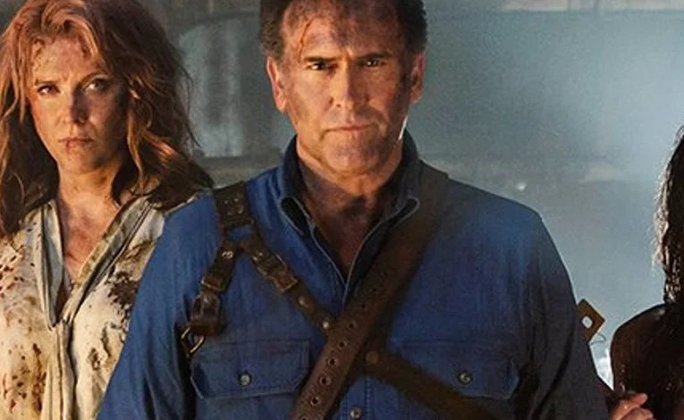Tease Me Some Sugar Baby!  Ash Vs. Evil Dead Returns In October
