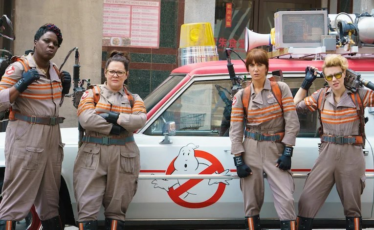My Mom Says I'm Cool And Honest Trailers Agrees With Me About Ghostbusters