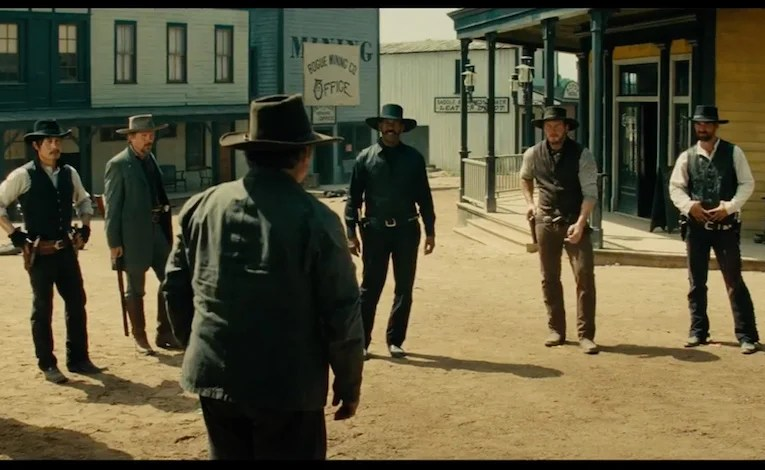 Geek Review:  The Magnificent Seven