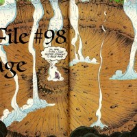 Slightly Misplaced Comic Book Heroes Case File #98:  Damage