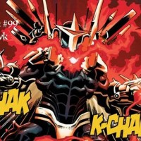 Slightly Misplaced Comic Book Hero Case Files #99:  Darkhawk