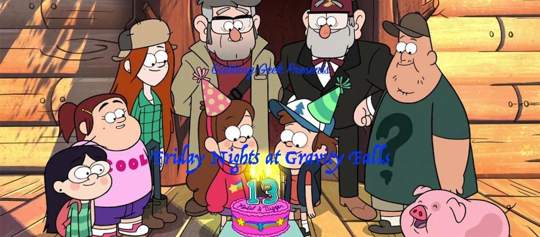 """Gravity Falls """"Fight Fighters"""""""