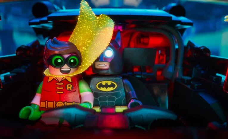 Geek Review:  Lego Batman