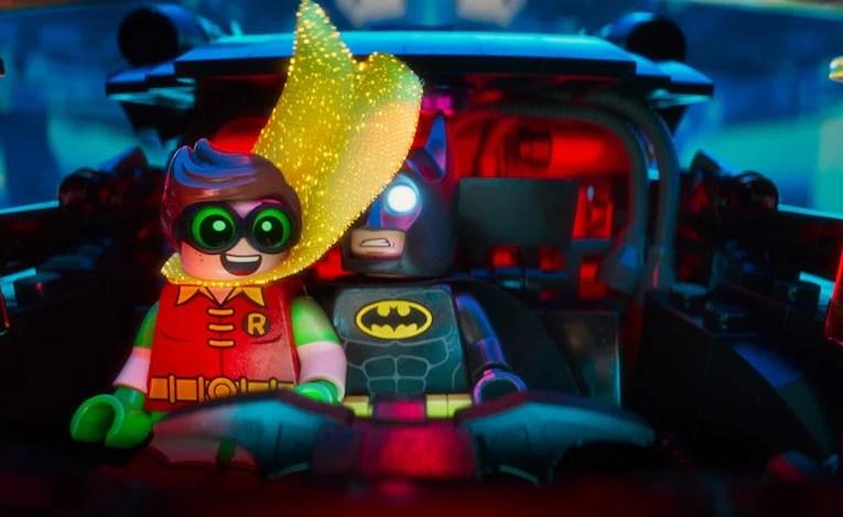Geek Review:  Lego Batman