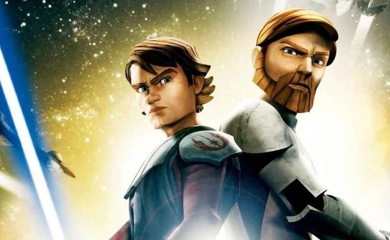 Geek Review:  Clone Wars Animated Series