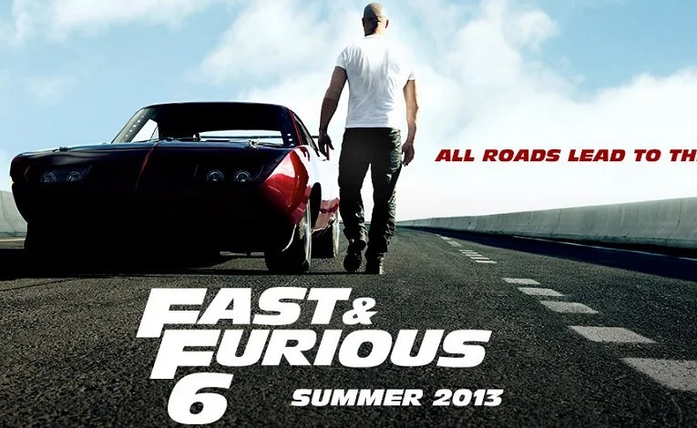 Furious Fridays: Fast & Furious 6 Or Furious 6 Or Fast 6…The 6th One