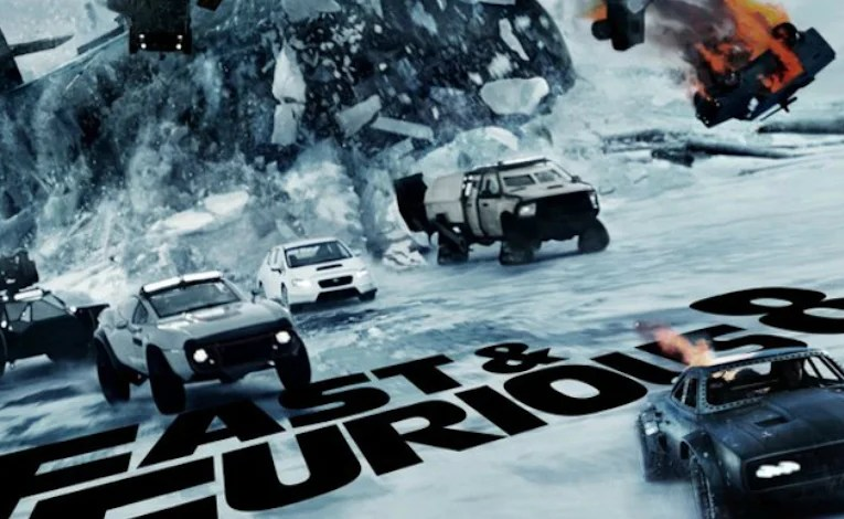 Geek Review:  The Fate Of The Furious