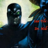 Slightly Misplaced Comic Book Heroes Case File #115:  Dr. Mid-Nite