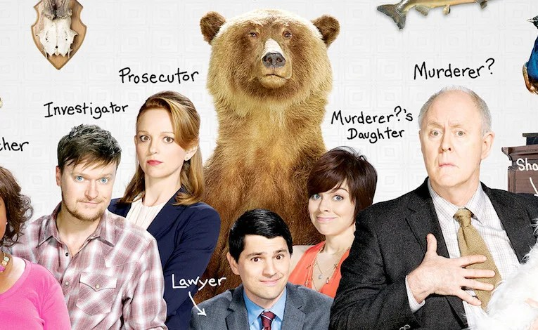 Geek TV Review:  Trial & Error