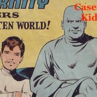 Slightly Misplaced Comic Book Heroes Case File #122:  Kid Eternity