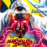 Slightly Misplaced Comic Book Heroes Case Files #124: Jakeem Thunder