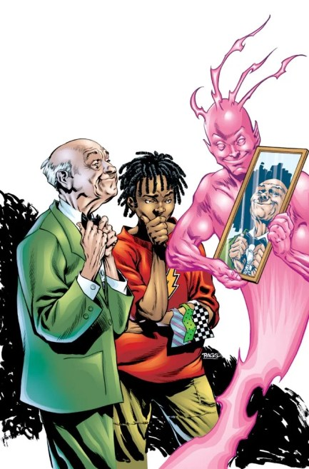 Slightly Misplaced Comic Book Heroes Case Files #124: Jakeem Thunder – Gabbing Geek