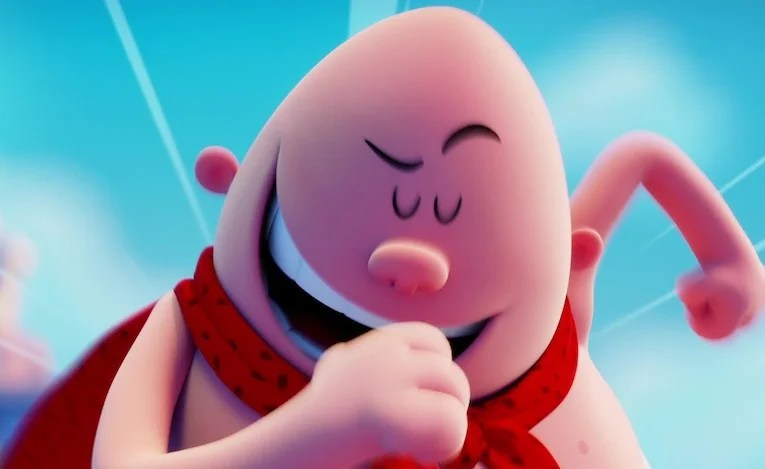 Geek Review:  Captain Underpants: The First Epic Movie