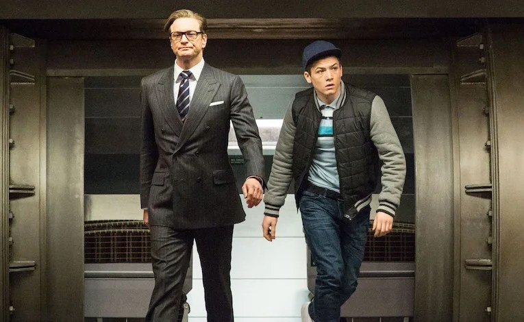 Late Geek Review:  Kingsman: The Secret Service
