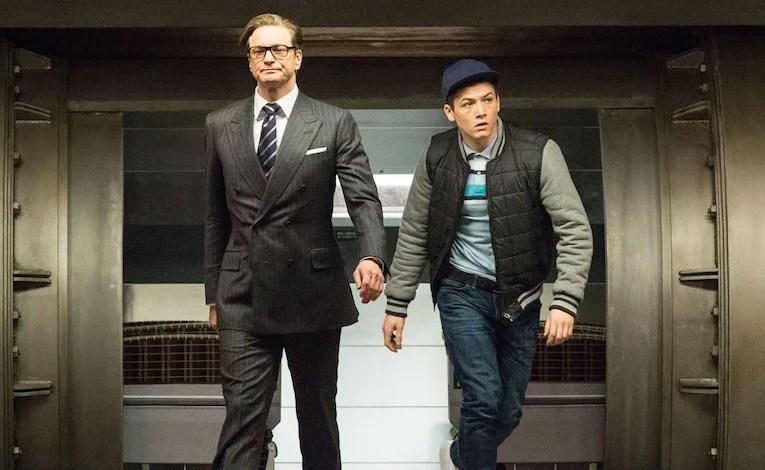Late Geek Review:  Kingsman: The Secret Service