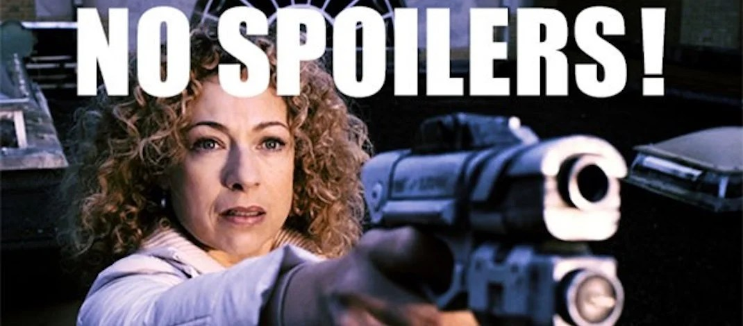 Podcast Reaction:  The No Spoilers Edition