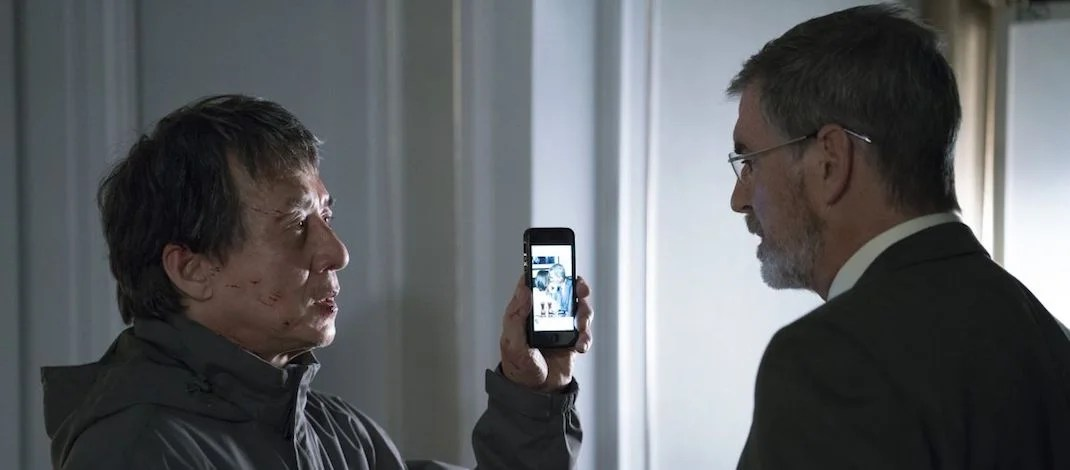 Geek Review:  The Foreigner