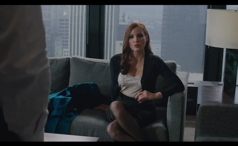Geek Review:  Molly's Game