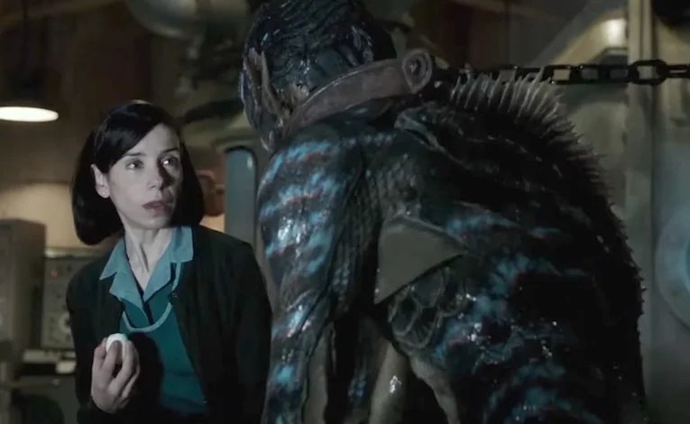 Geek Review:  The Shape Of Water