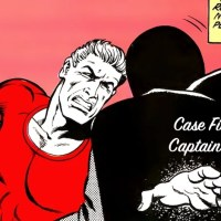 Slightly Misplaced Comic Book Heroes Case File #155:  Captain Triumph