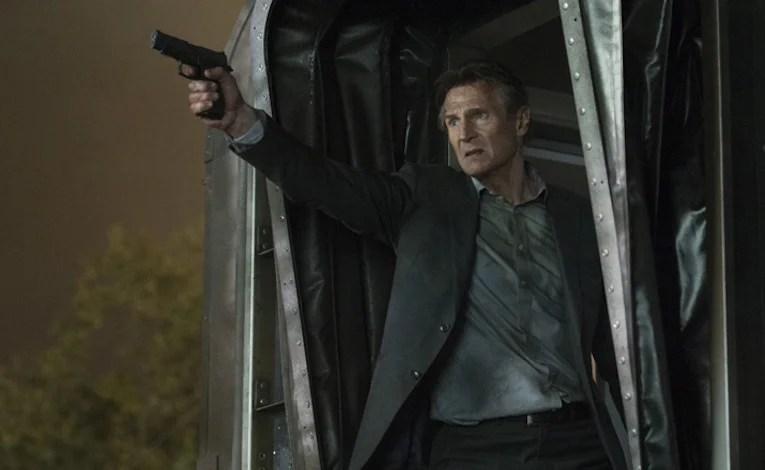 Geek Review:  The Commuter