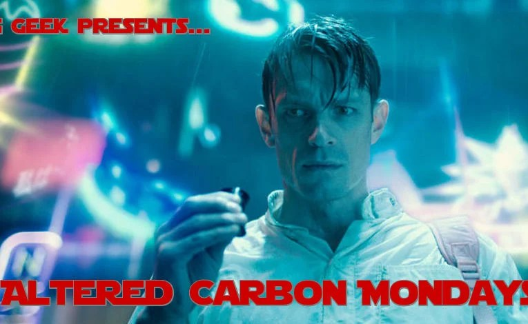 "Altered Carbon ""In A Lonely Place"""