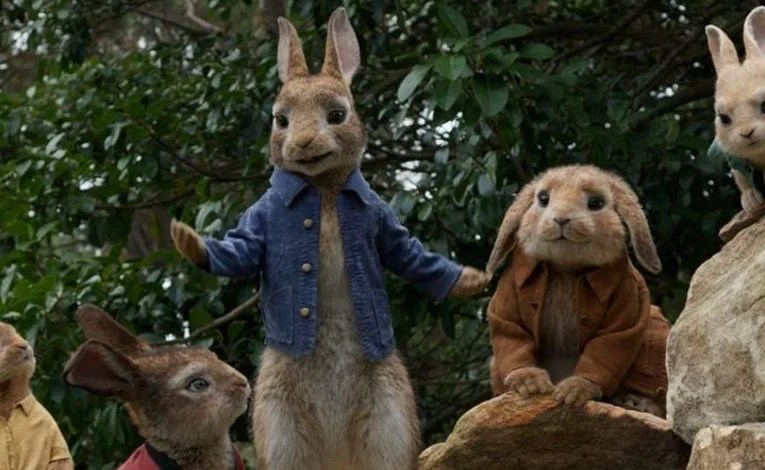 Geek Review:  Peter Rabbit