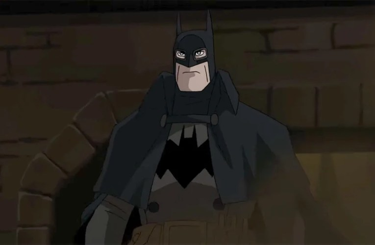 Watson Reviews: Batman- Gotham By Gaslight